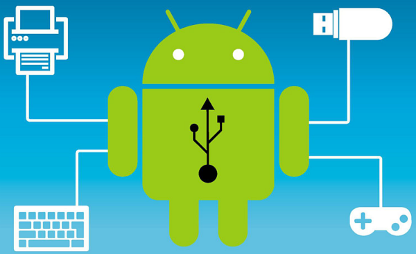 Run USB hardware on your Android device