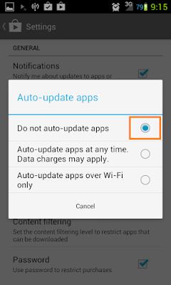 Cara Agar HP Android Tidak Mendownload Aplikasi Secara Otomatis #3