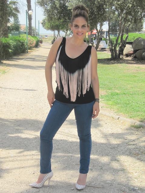 בלוג אופנה Vered'Style קז'ואל