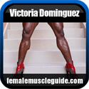 Victoria Dominguez Female Bodybuilder Thumbnail Image 5