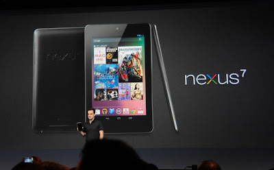 when will Google announce the successor of Nexus 7