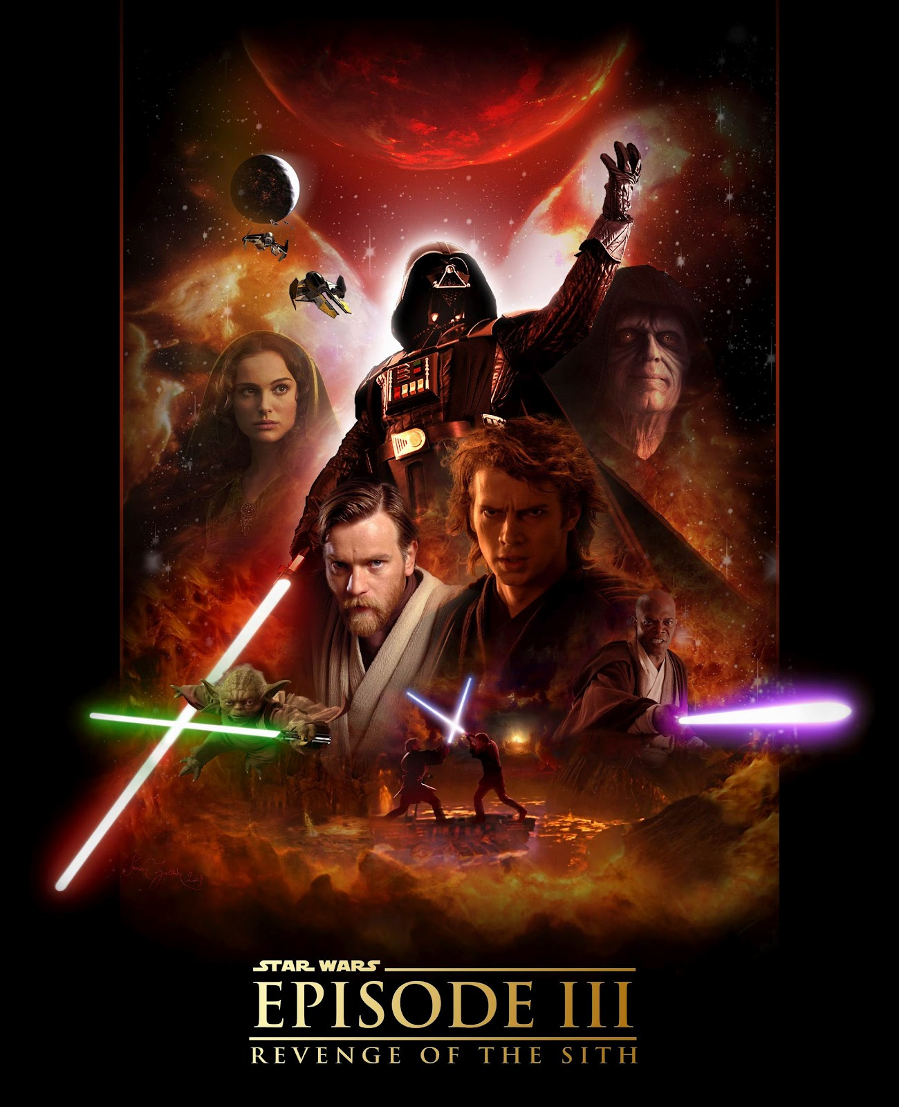 Star wars: episode iii - revange of the sith