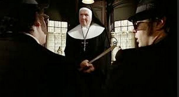 Image result for Blues brothers nun