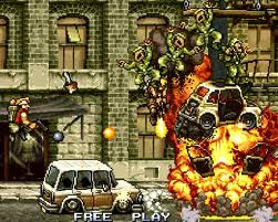 Free Download Metal Slug Collection PC RIP Full Version Games