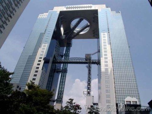 World's Highest Escalator