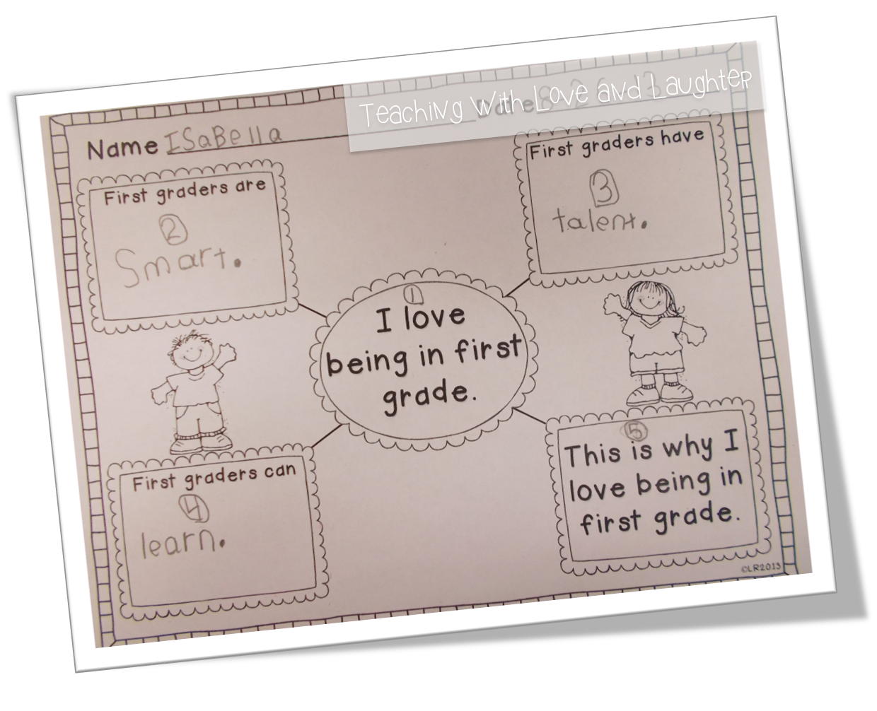 Worksheet Writing Activities For First Grade teaching with love and laughter kindergarten first grade writing this activity is part of my back to school language activities for graders