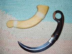 My Tribute To The Karambit (Click on the photo)