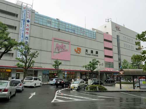 Ogaki Station, Gifu, Japan