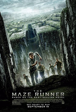 The Maze Runner 2014 English BluRay 720p ESubs at freedomcopy.com