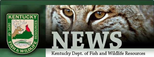 The journal enterprise kentucky fish and wildlife for Ky dept fish and wildlife
