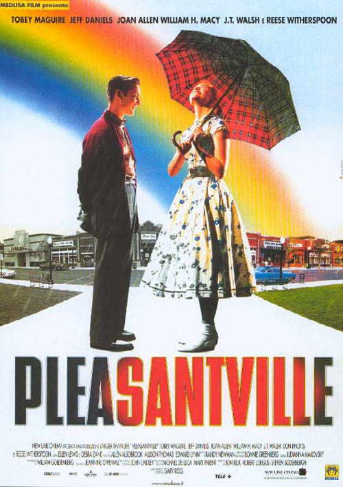 que habeis visto? - Página 17 Pleasantville