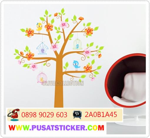 wall sticker murah jakarta - olivacollection