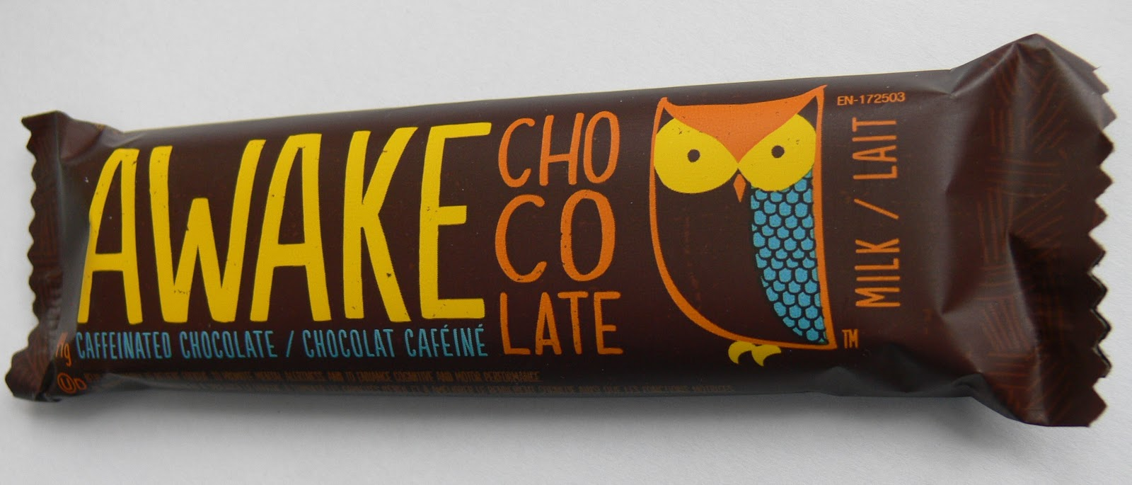 The Ultimate Chocolate Blog: Are you awake?