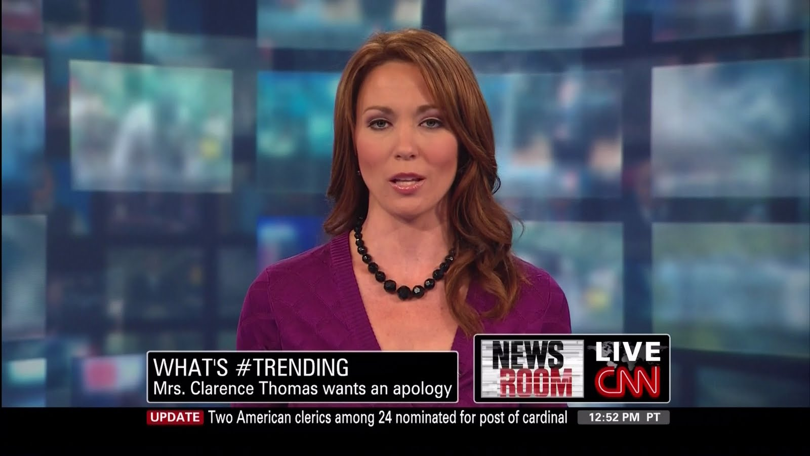 Brooke Baldwin Hot http://www.legcross.com/2011/05/wolf-blitzer-should-host-snl.html