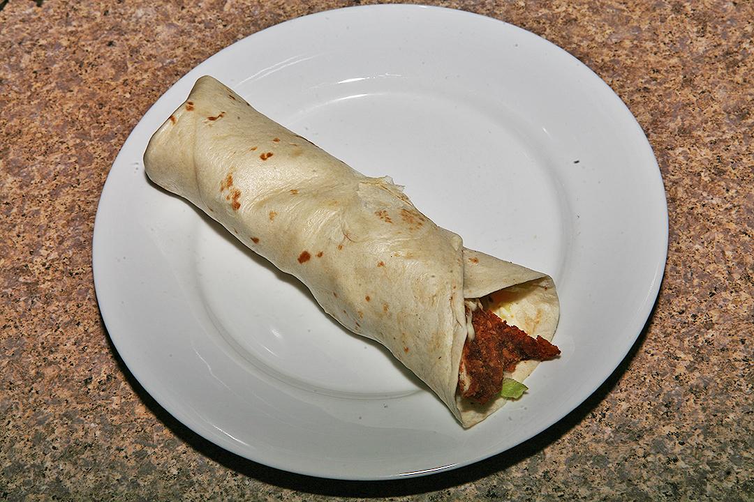 Chili in anus