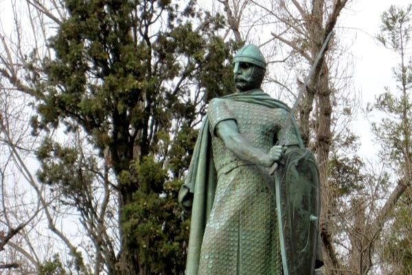 Alfonso I de Portugal, don Alfonso Henriques