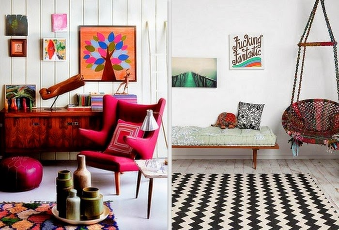 Let 39 s stay modern eclectic interiors for Modern eclectic interiors