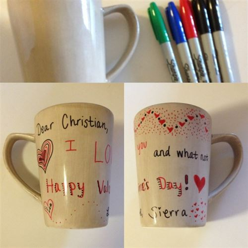 Romantic Valentine's Day Gift For Boyfriends DIY