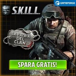 Banner S.K.I.L.L. Special Force 2