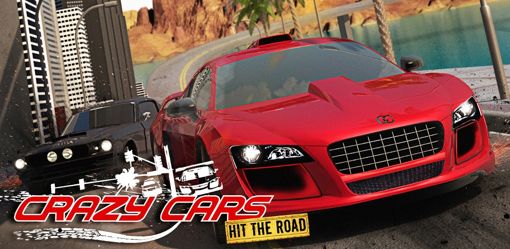 Crazy Cars - Hit The Road HD .Apk 1.0 Android [Full] [Gratis]