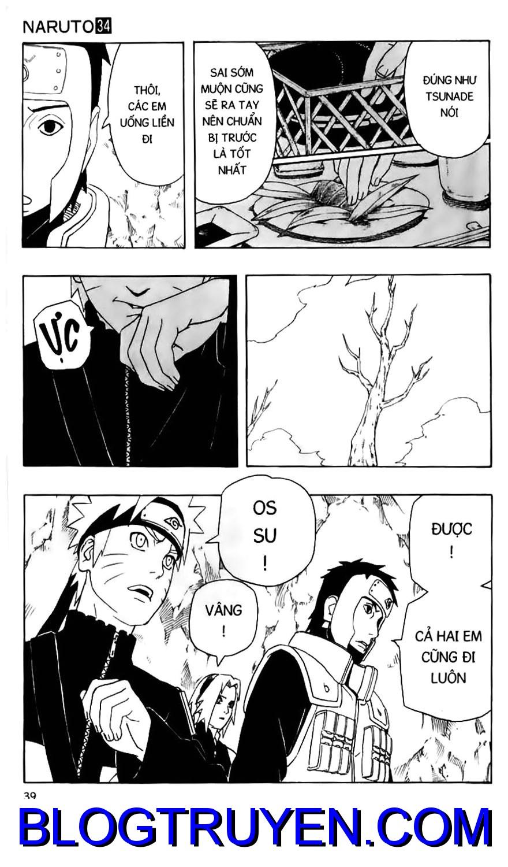 Naruto chap 301 Trang 17 - Mangak.info