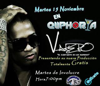 Vakeró estrena hoy su álbum de música urbana