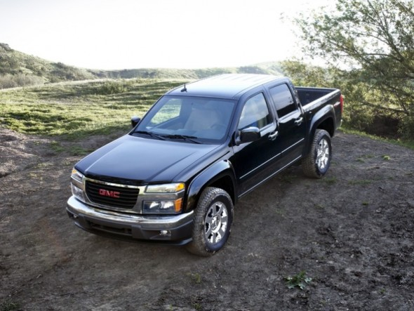 suvs and trucks the 2012 gmc canyon details. Black Bedroom Furniture Sets. Home Design Ideas
