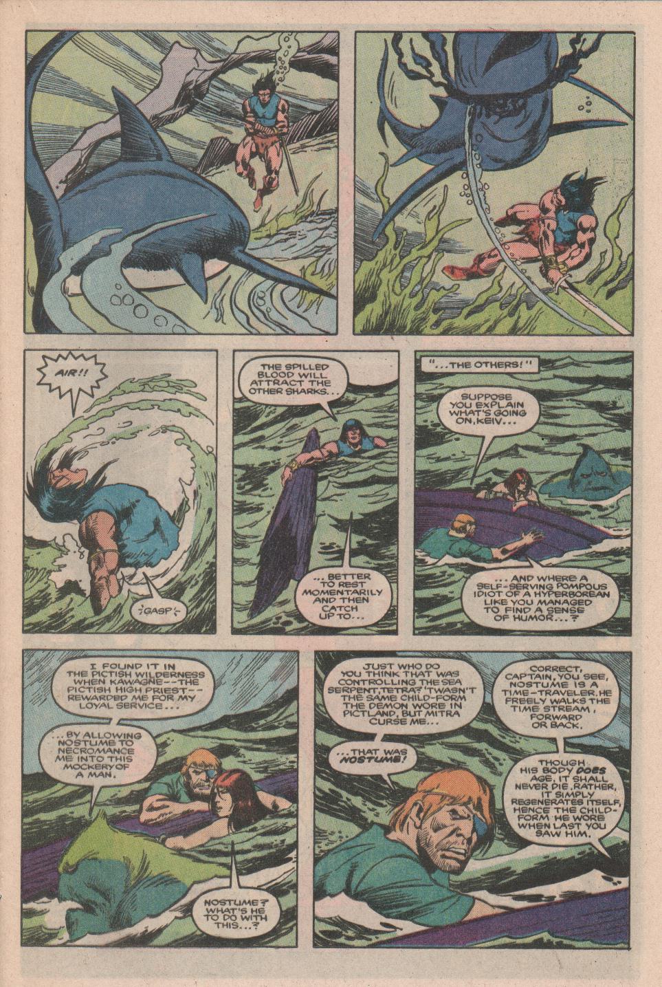 Conan the Barbarian (1970) Issue #177 #189 - English 10