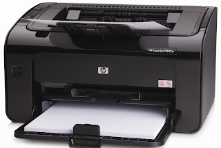 HP LaserJet Pro P1102w Driver For Windows