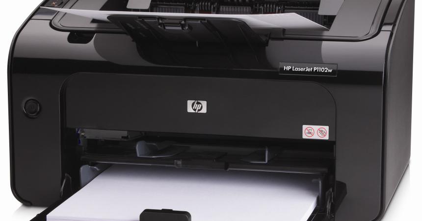Hp Laserjet P1102w Driver Windows 10