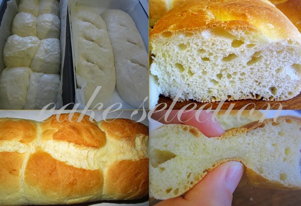 pamucni hleb mekani hleb hljeb