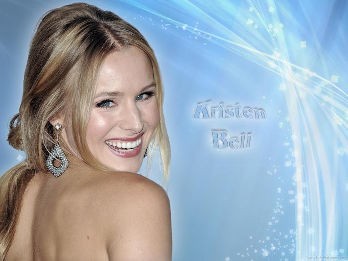 Kristen Bell HD Wallpaper -04