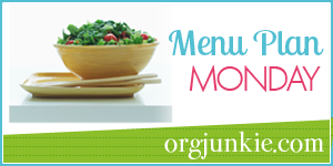 http://orgjunkie.com/category/menu-plan-monday