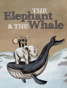 Congrats to Selena who won 4 free tickets to The Elephant & The Whale for Thurs 5/16 at 6:30pm