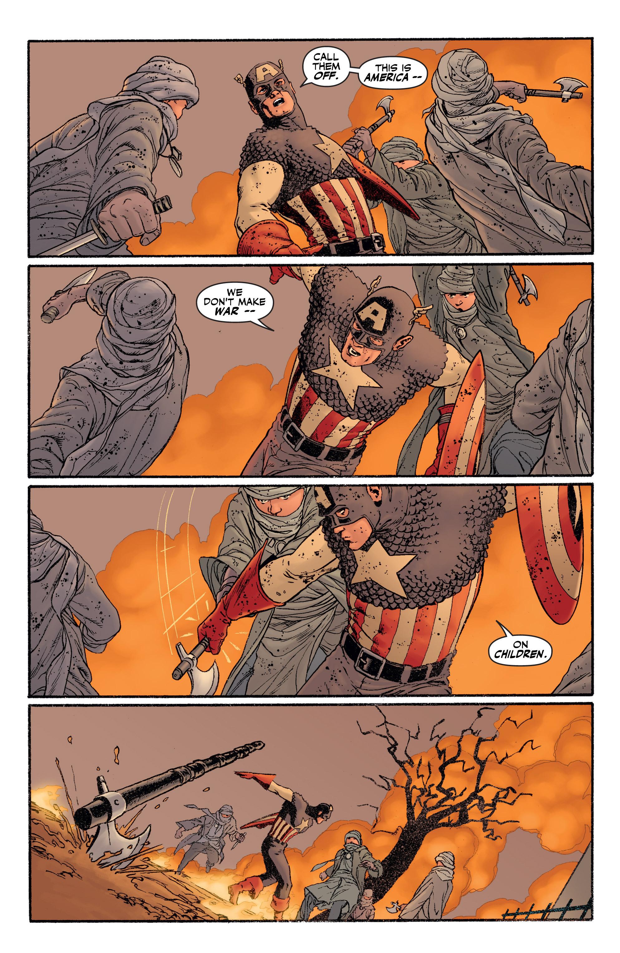 Captain America (2002) Issue #3 #4 - English 4
