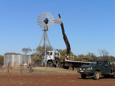 Pulling down windmills - Gabyon