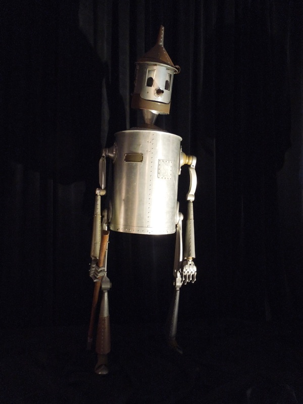 Tin Man Return to Oz