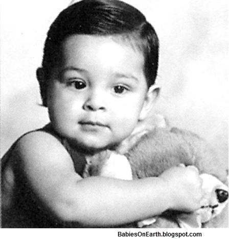 baby Wilmer Valderrama