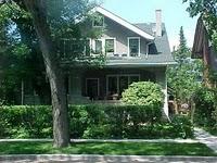 Neil Youngs Wohnhaus in Winnipeg