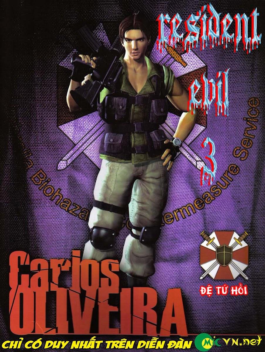 Resident Evil 3 chap 4 - Trang 1