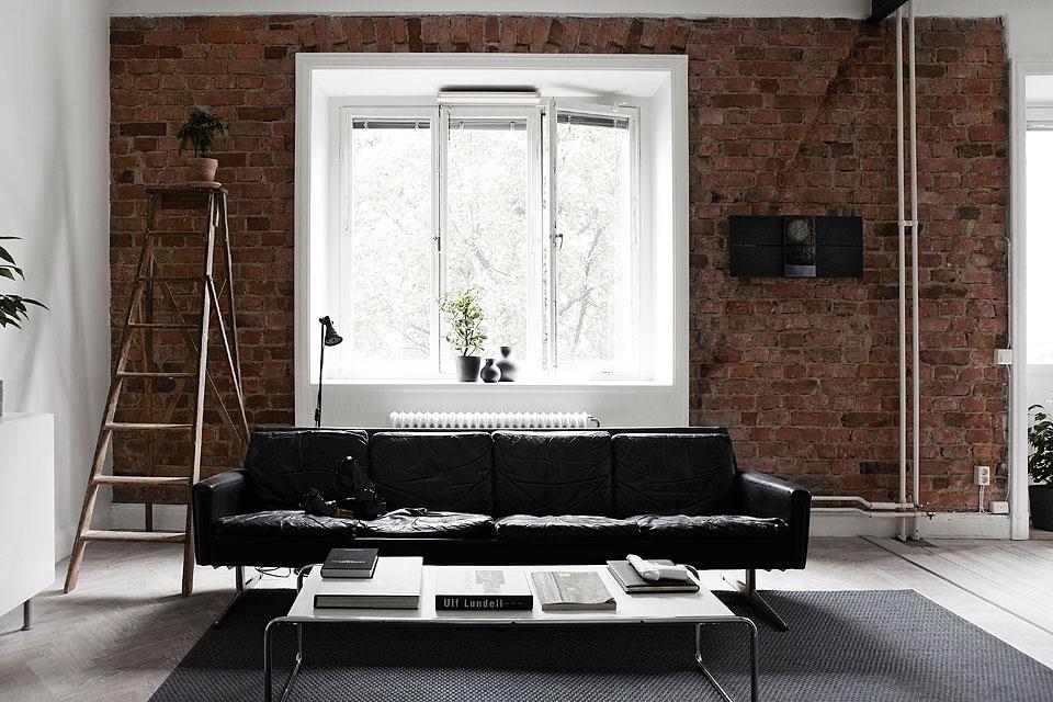 HOUSE OF SILVER: Inspiration til små lejligheder
