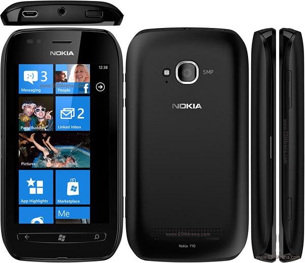 Nokia Lumia 710 photo