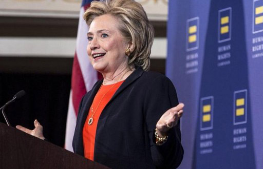 Human Rights Campaign Endorses Hillary Clinton For President