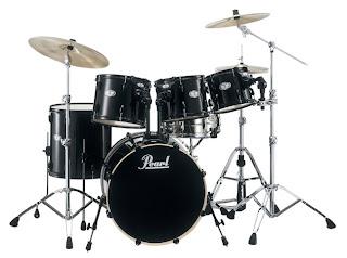 Pearl Drum Set - Pearl Vision Birch Series Drum Set
