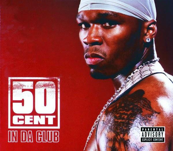 50 Cent - In da Club - EP Cover