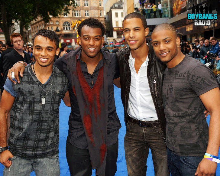 Beat Again, Everybody In Love or Proud are some of the greatest hits by British boyband JLS. Listen to them on BoybandsRadio.com