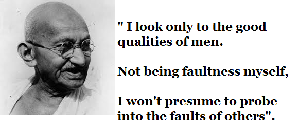 Good Morning Quotes By Mahatma Gandhi : Wipro cfl mrp hot deals online forum at