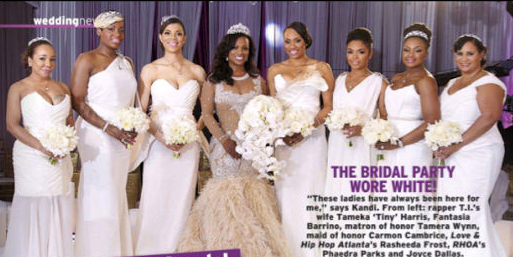 The Embellished Room: Kandi & Todds Wedding: All White ...