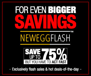 Neweggflash.com Weekly Deals and Coupons