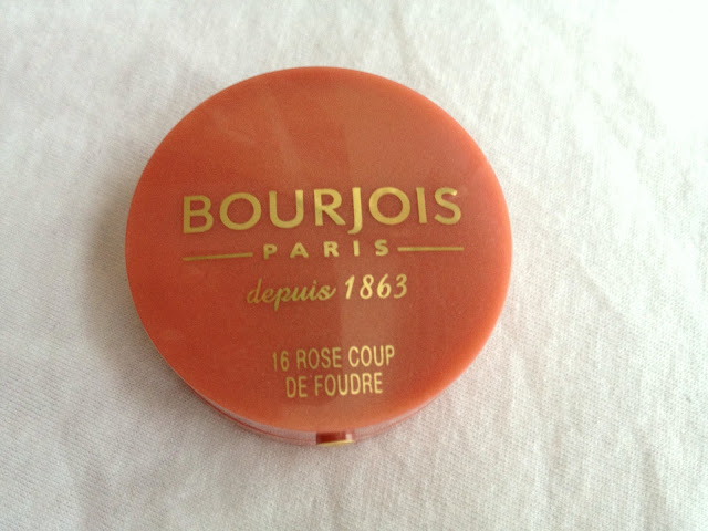 Bourjois Blush - Rose Coup De Foudre - Review